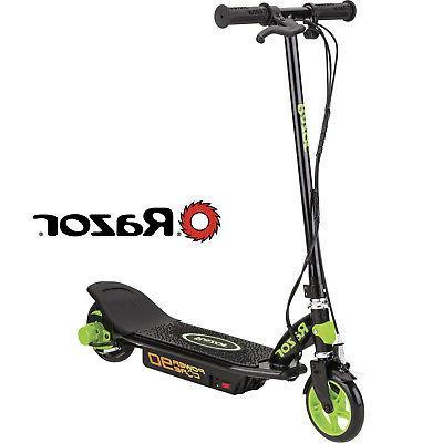 Electric-Powered Scooter Wheel Run Razor