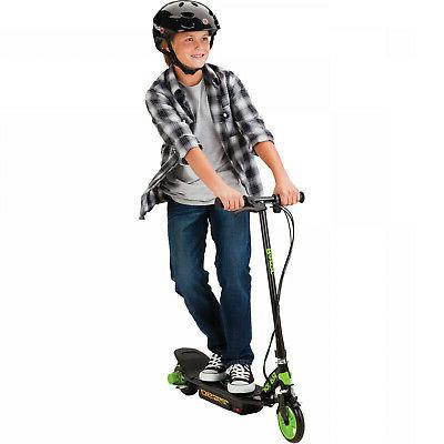 Electric-Powered Scooter With Rear Wheel Drive 80 Min Run Time Razor New