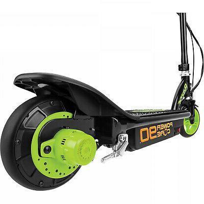 Electric-Powered With Rear Wheel 80 Min Razor