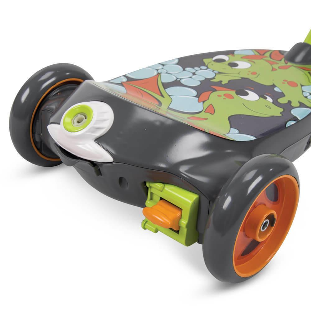 Huffy Electric 2-in-1 Dragon Bubbles NEW