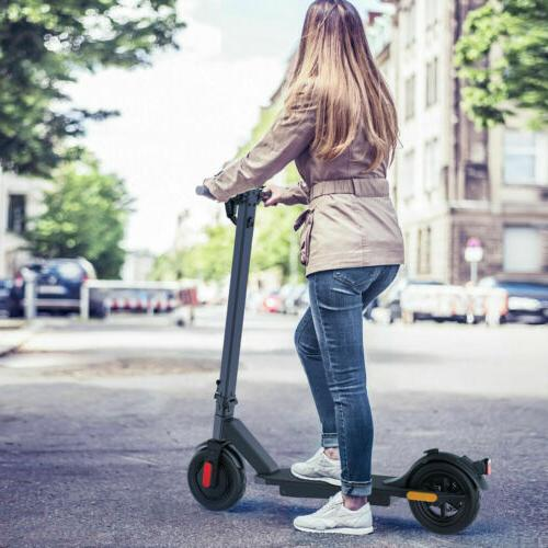 🛴ELECTRIC SCOOTER LONG FOLDING ADULT SAFE COMMUTER