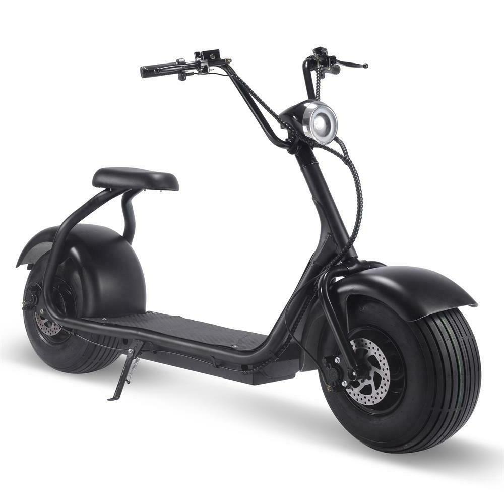 Electric Scooter 2000w Fat Tire 60v Hub Motor Lithium ion Ba
