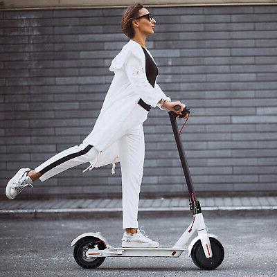 "8.5"" Folding Electric Scooter IP65 waterproof 31KM/H Speed E"
