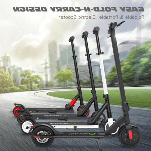 folding electric scooter adult motor 250w ultralight