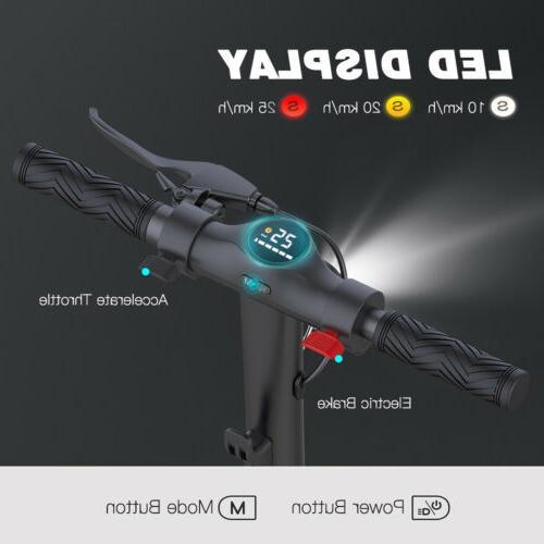 🛴MegaWheels 250W Folding E-Scooter