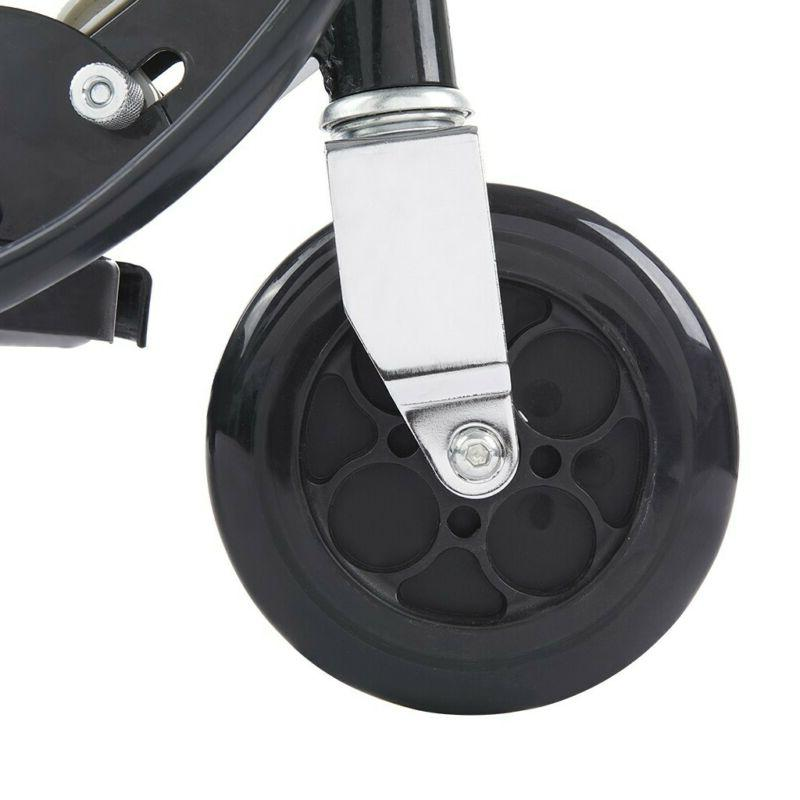 Folding Rechargeable Scooter Motorized Ride Outdoor For