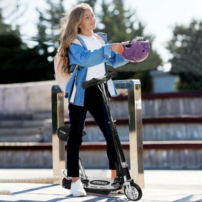 Electric Bike Balance Folding Bike On Outdoor