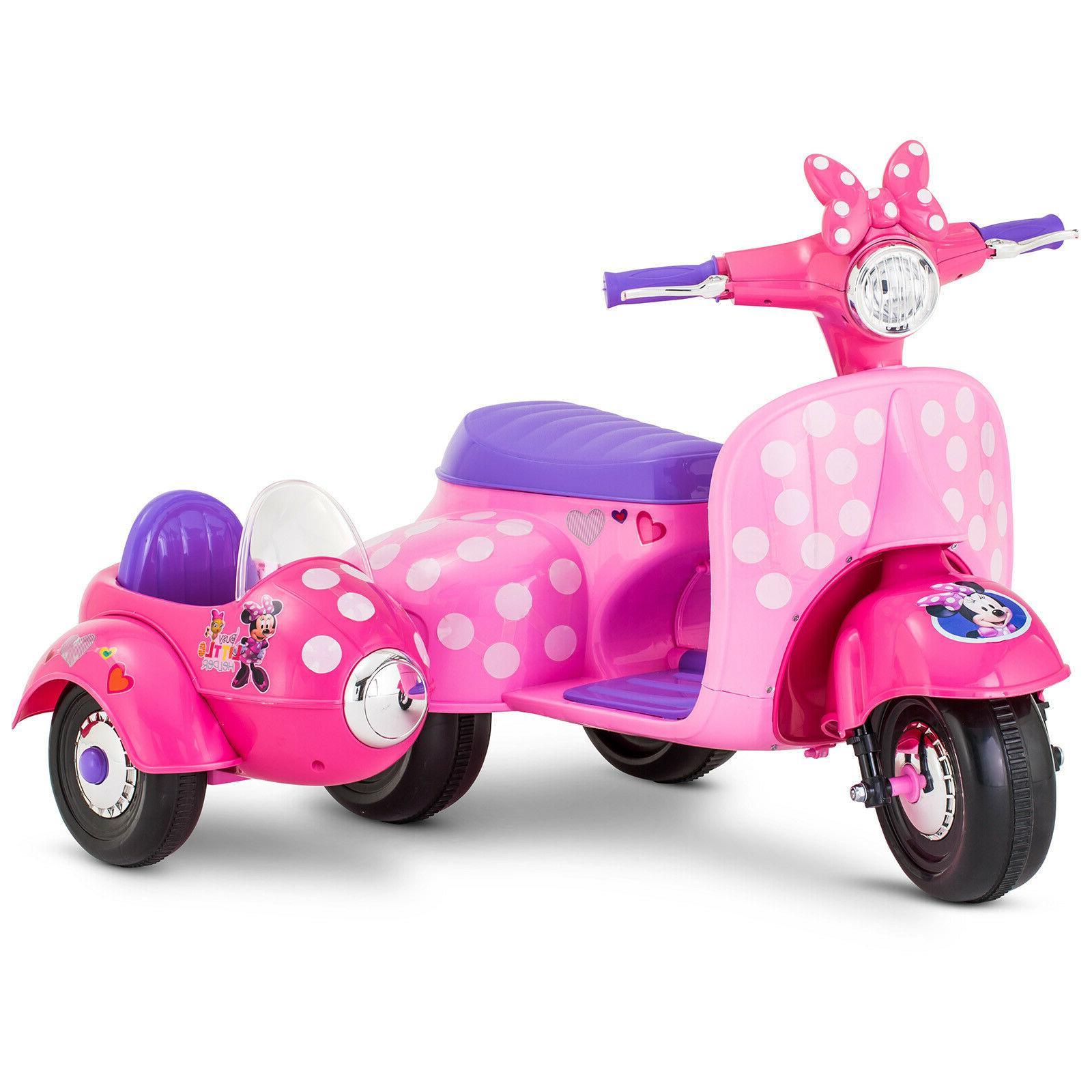 Girls On Toys 4 Wheel Minnie Kid