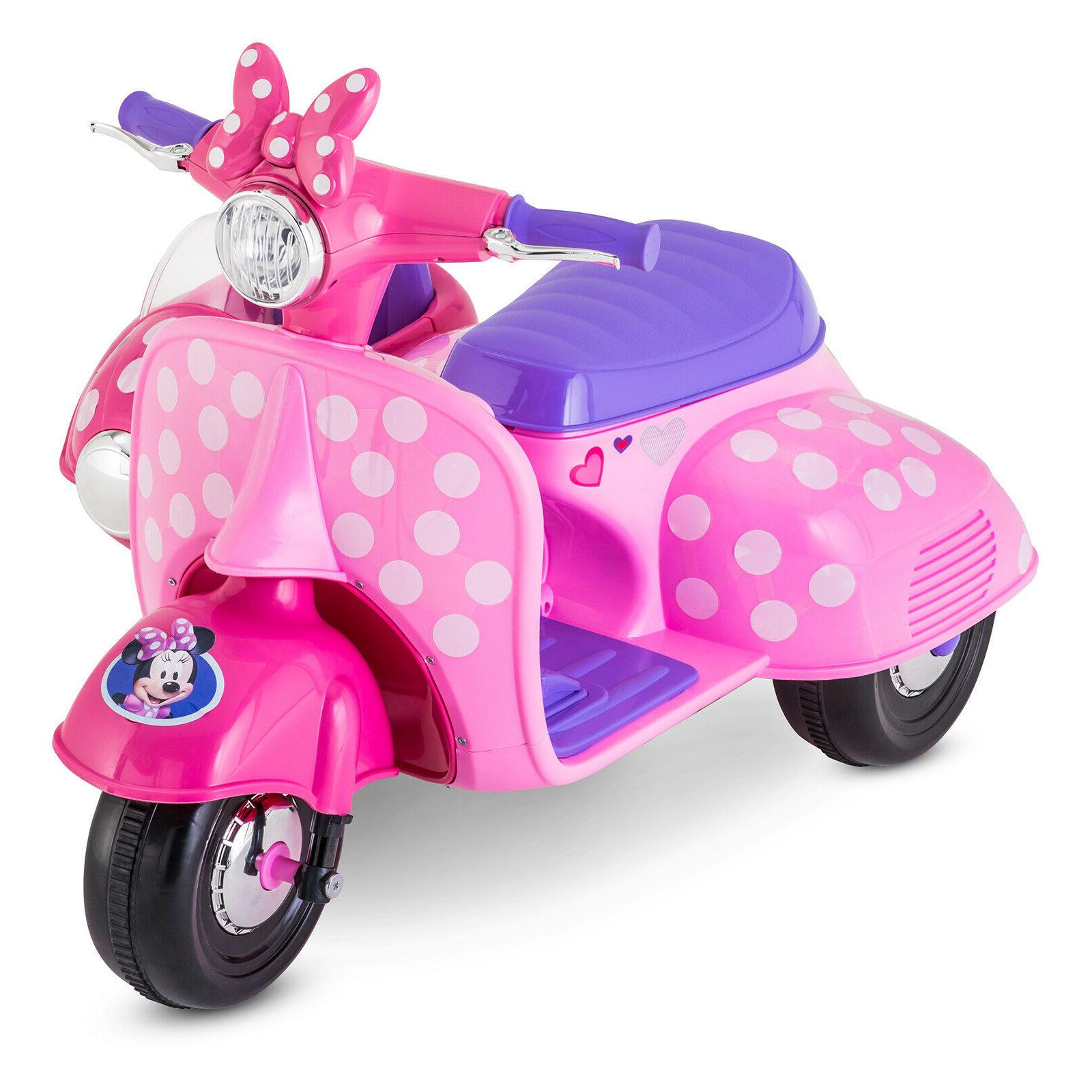 Girls On 4 Mouse Kid Scooter