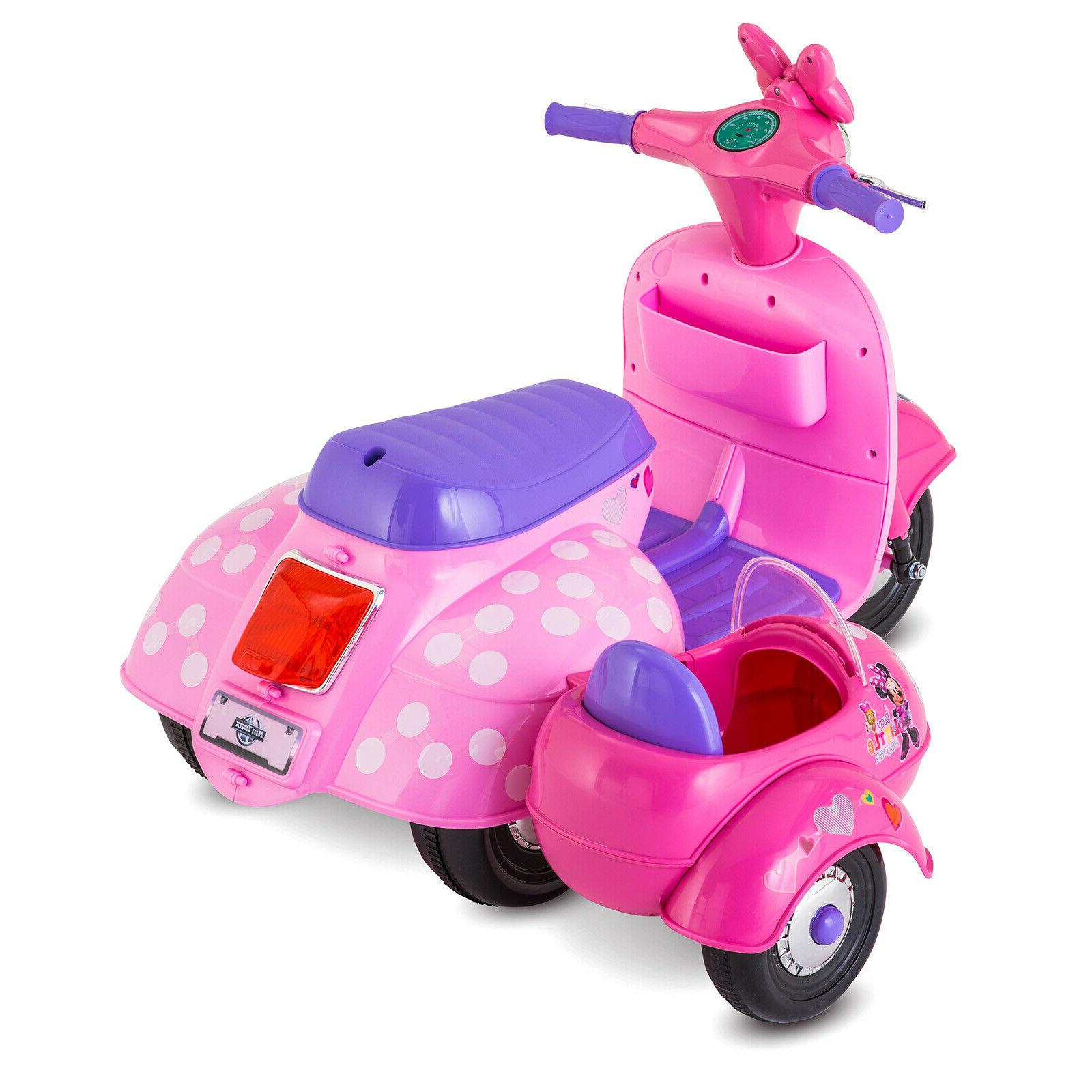 Girls Ride On Toys Electric 4 Kid