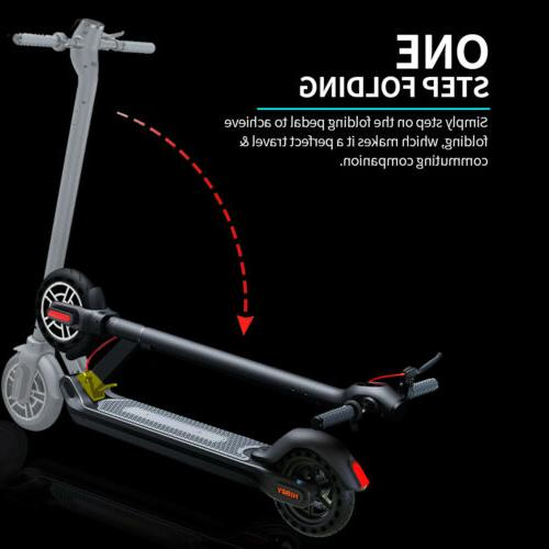 Hiboy 350W Folding Adult Scooter Solid Tires