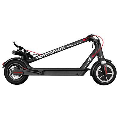 SWAGTRON Speed Scooter - Black