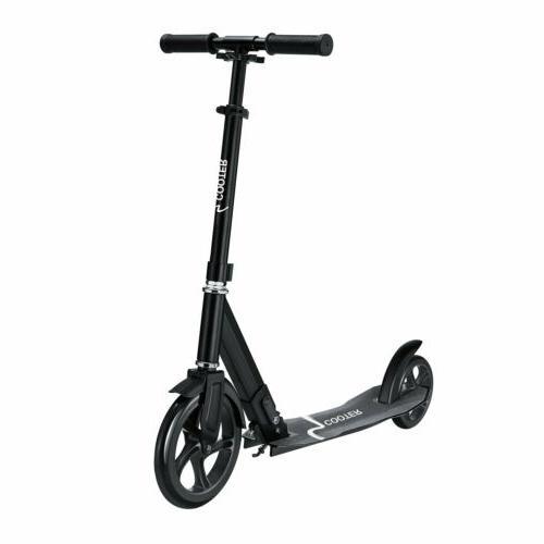 Adult Folding Scooter Hight-Adjustable Urban With Shoulder
