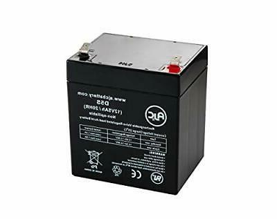 izip stealth th 130 replacement 12v 5ah