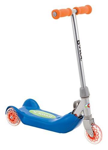 jr folding kiddie kick scooter