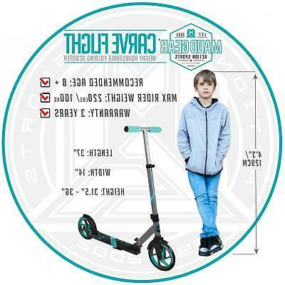 Kids / Kick Smooth Wheel Height for Commuter