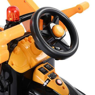 Kids Ride Truck, Digger with