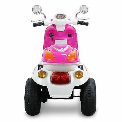 Kids Ride-on Bike 3-wheel Motorbike Battery Electric