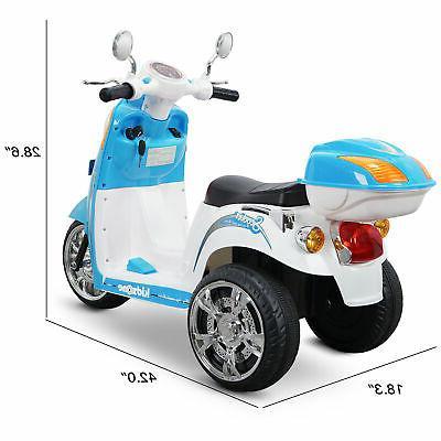 Kids Scooter Toy Bike 6V Electric MPH