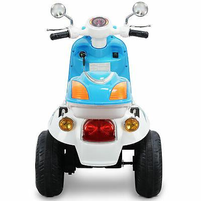 Kids Ride-on Scooter Toy Bike Electric MPH BL