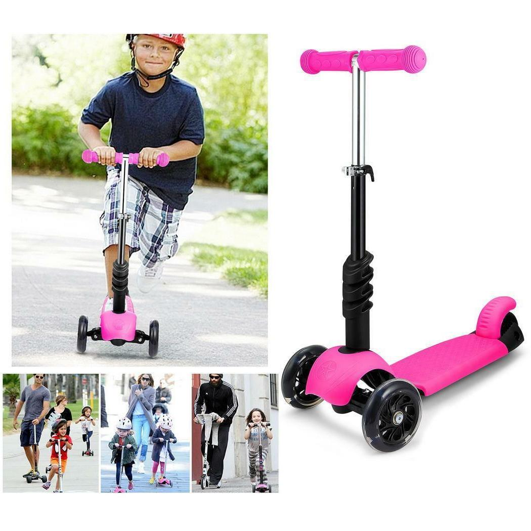 Kids Scooter for Scooters Boys Wheels