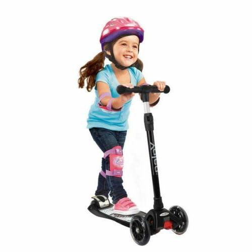 3 Adjustable Child Push