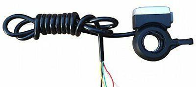 L-faster 24V/36V/48V Electric Thumb Throttle Wuxing Throttle