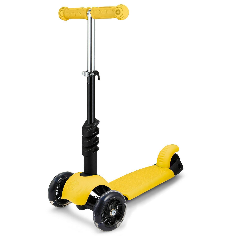 New Scooter Kids 3 Light Wheels, Adjustable Height 2