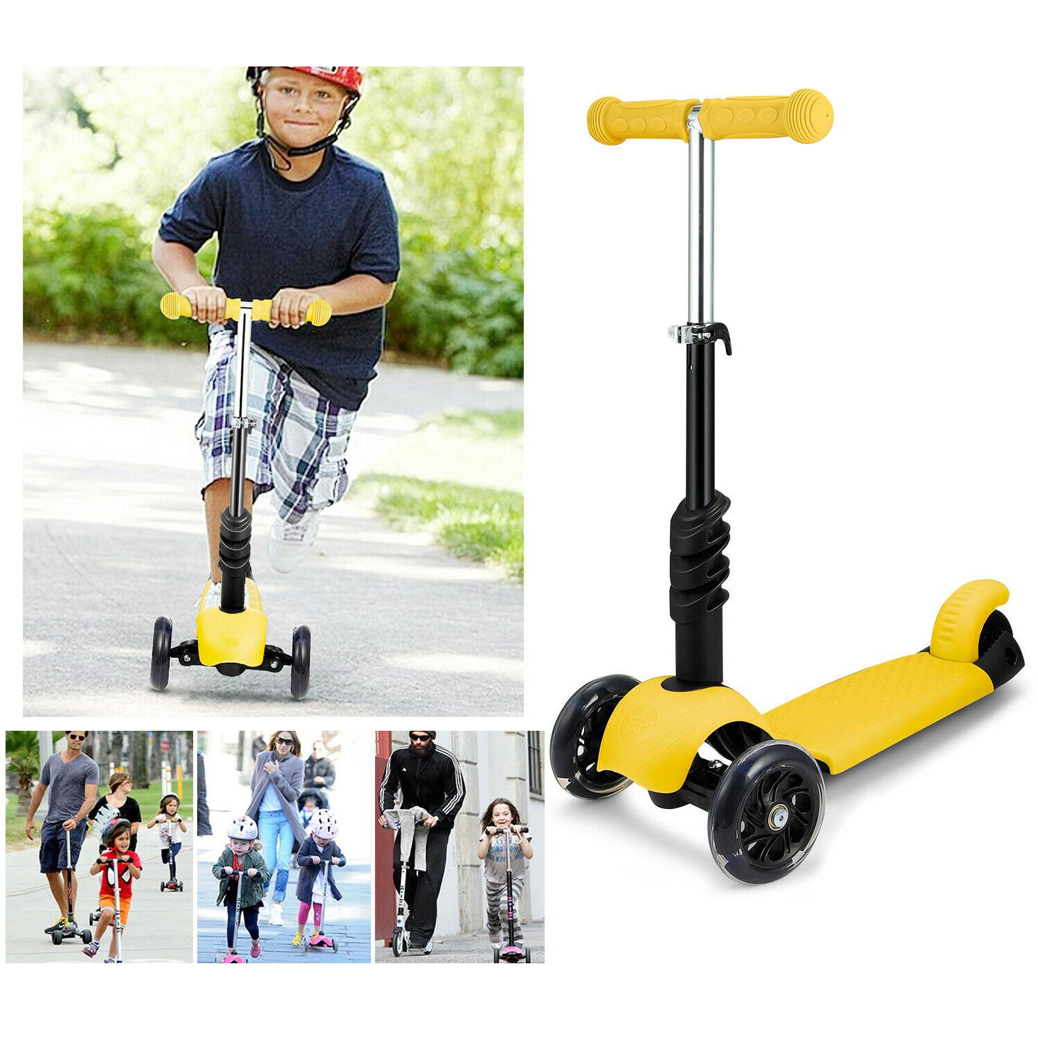 new kick scooter for kids with 3