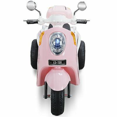 Light Scooter 6V Toy Powered Electric Horn
