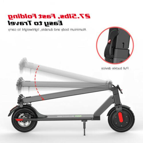 🛴MegaWheels Powerful 250W Electric Scooter Folding E-Scooter