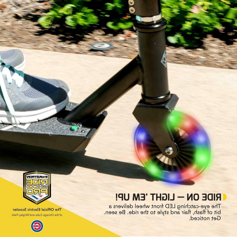 Swagtron Metro SK3 Electric Wheels & Kick-Start