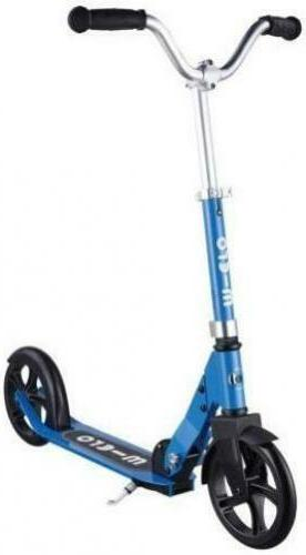 Micro Cruiser Big-Wheeled Low-Ride 2-Wheeled Foldable Kick S