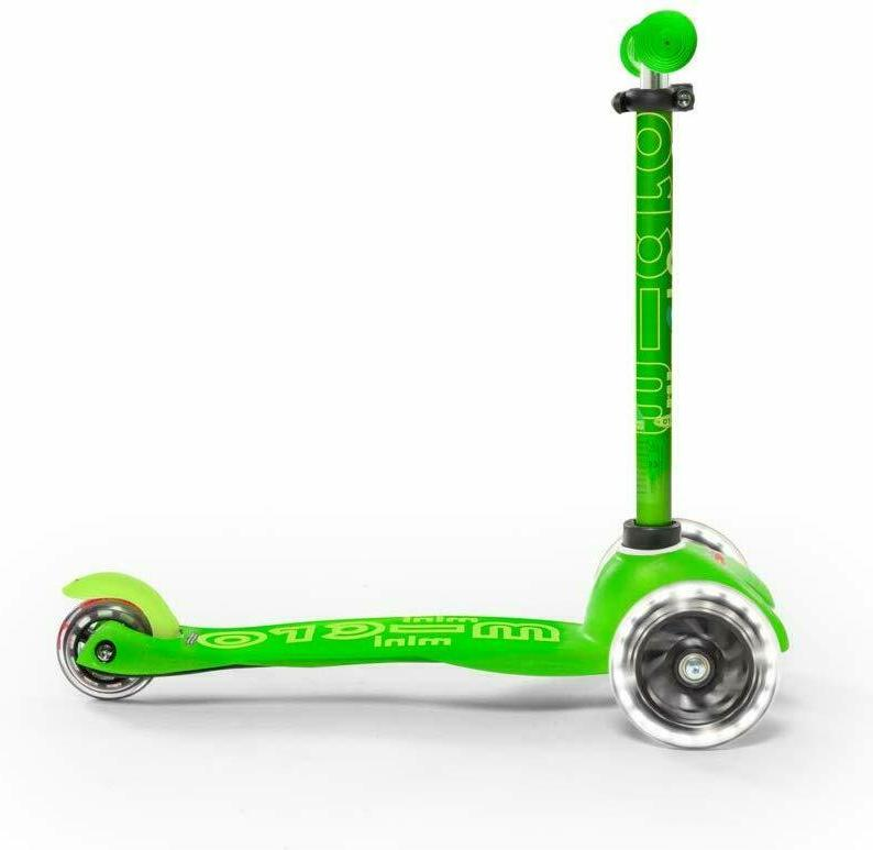 Micro Mini LED Micro Scooter
