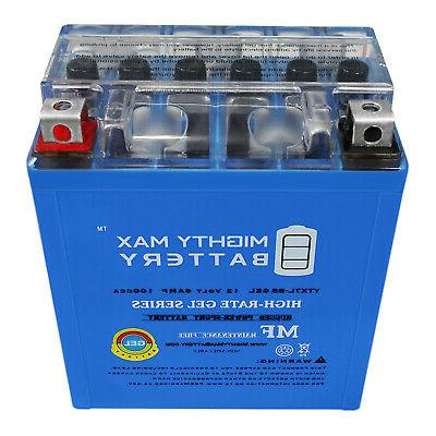 Mighty 6AH 100CCA Battery for Go Cart Batteries