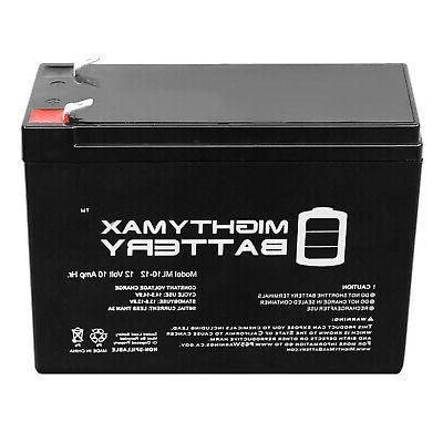 Mighty Max 12V Battery Pack
