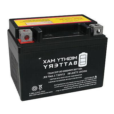 mighty max ytx4l bs replacement for scooter