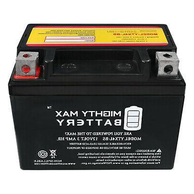 Mighty for Battery HONDA SB50 50CC 88-'90