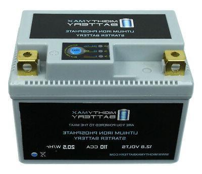 Mighty Battery Suzuki AH50/Vespa ET2 Scooter