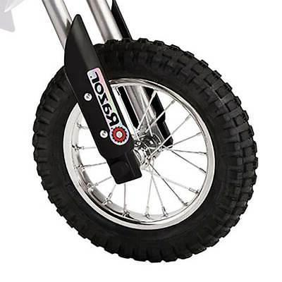 Razor Dirt Rocket 24V Electric Toy Motorcycle Dirt Bike,