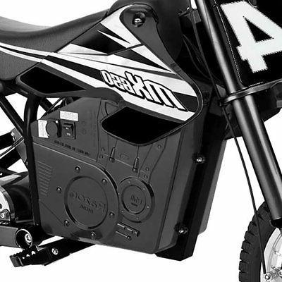 Razor Electric Dirt Bike Kids Sport Helmet