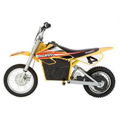 Razor Electric Motocross Bike