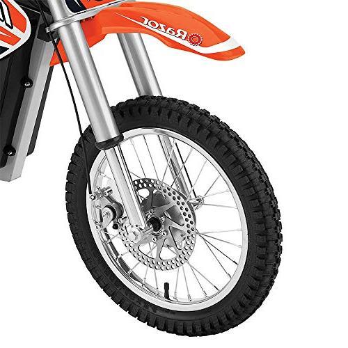 Razor Dirt Motorcross Motorcycle