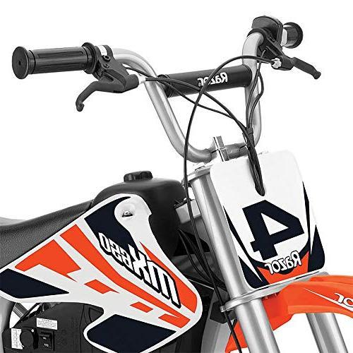 Razor Dirt Rocket Kids Motorcross Motorcycle Bike