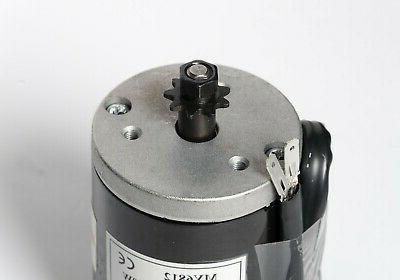 MY6812B 100W 24V Electric Motor Sprocket Razor Pulse Chopster