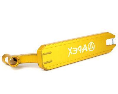 NEW Gold Push Trick Deck - Parts -