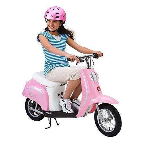 Razor Pocket Mod Bella 24V - Pink 15130610