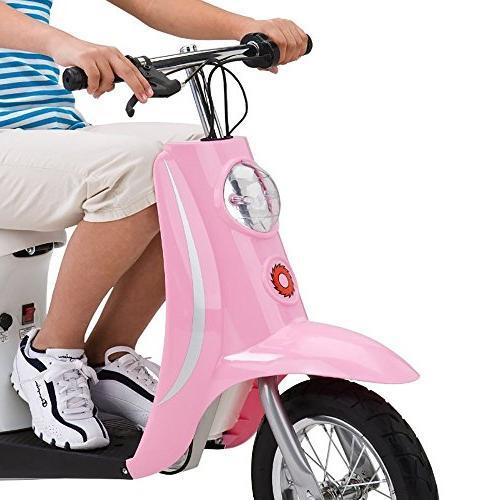 Razor 24V Electric Girl - Pink 15130610