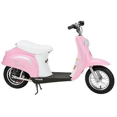 pocket mod bella electric scooter