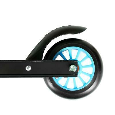 Aluminum Freestyle Pro Scooter Trick Kids Blue